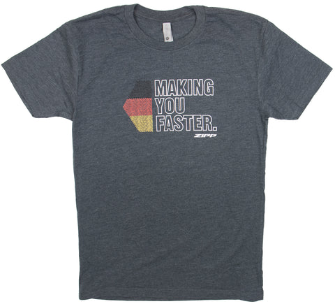 Zipp Making You Faster Germany T-Shirt