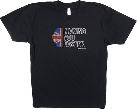 Zipp Making You Faster UK T-Shirt