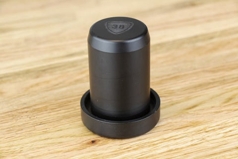38mm puck for RockShox x Abbey Flangeless Dust Seal Installation Tool
