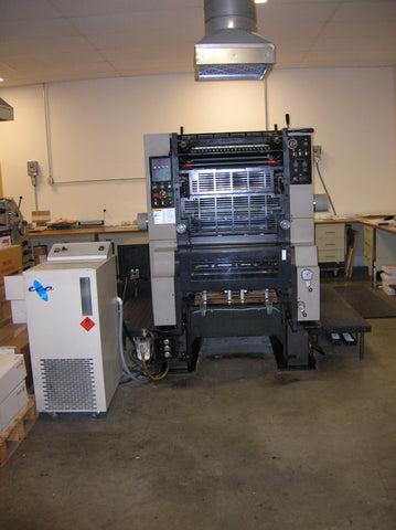 Picture of Ryobi 522-H Two Color Press