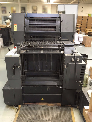 Picture of 2002 GTO 52  4 Color Press