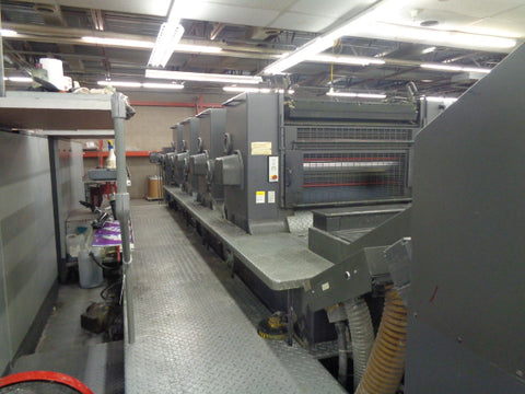 Picture of Heidelberg SM102- 4P Four Color 40