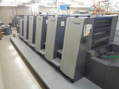 Heidelberg XL75 5 Color +L