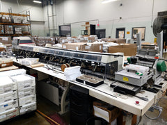 Bell Howell  Phillipsburg Mail Master III Inserter