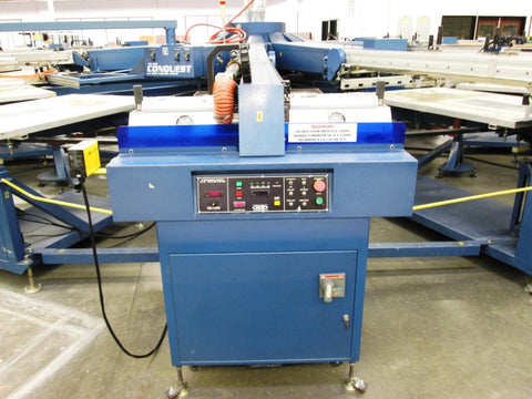 Picture of M&R Conquest Screen Printer