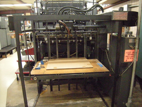 Picture of Heidelberg SM 102 ZP