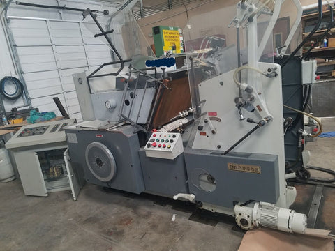 Picture of Brausse 750 E Foil Stamper Diecutter
