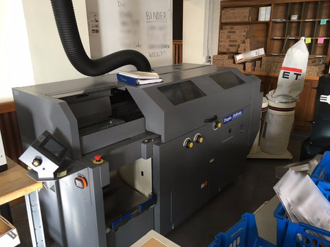 Picture of Duplo DPB-500 Automated Perfect Binder