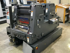 Heidelberg GTOV 2 Color Press