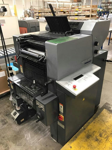Picture of Heidelberg Printmaster 46 low impressions