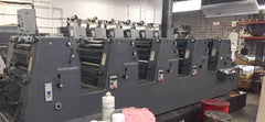 2000 Heidelberg GTOF Five Color Press