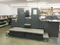Heidelberg 74 Two Color Press