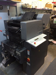 Heidelberg Quickmaster Printing Press