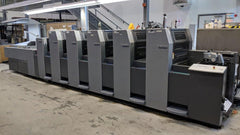 Heidelberg SM52 5PH+LX  5 Color+Coater Ext. delivery