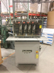 Hohner ORION IV - 4 Head Upright Wire Stitcher