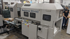 HORIZON BQ 440 Perfect Binder Excellent Condition
