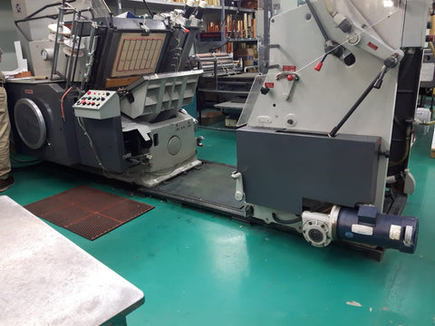 Picture of Brausse BF 750 SE Diecutter Hot Foil Stamping Machine