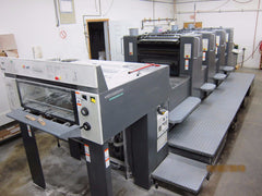2000 Heidelberg Speedmaster SM 74-4 -P H Color