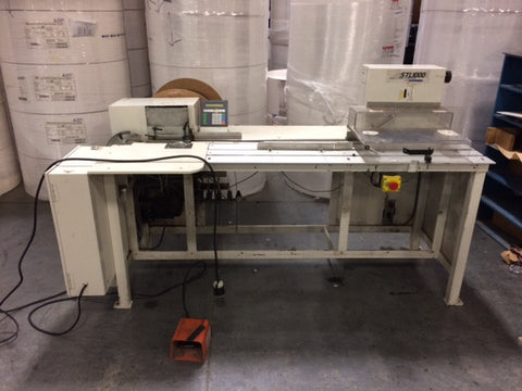 Picture of Sickinger Twin Loop Binder and Sickinger USP13 Punch