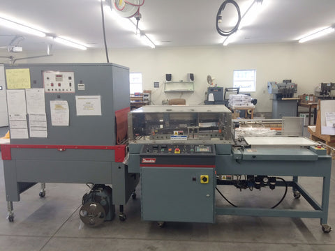 Picture of Shanklin A-27 Heat Sealer & Heat Tunnel - Amazing condition