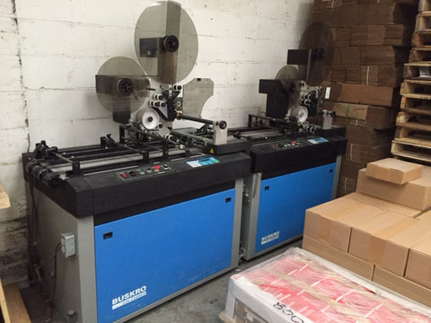Picture of Buskro wafer sealers‏
