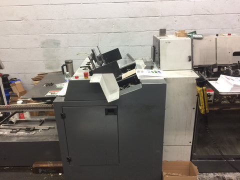 Picture of Heidelberg ST 90 Saddlestitcher 6+Cover