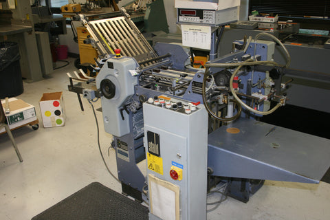 Picture of SOLD in one week- Lets sell yours next!  - DUPLO Booklet maker System 4000