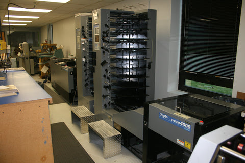 Picture of PRINTING COMPANY CONSOLIDATION - All is now Sold!