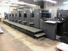 "Now SOLD - Check out Identical Press we have.  1999 Heidelberg SM74 6P+L  20x29"" Six Color  Perfector    2/4  -  6/0"