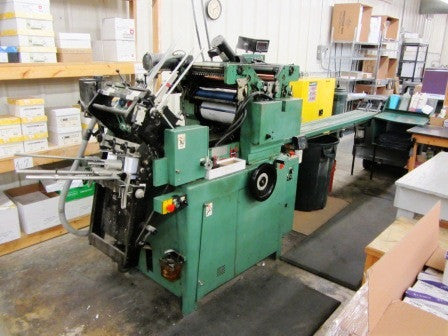Picture of Halm Super Jet Envelope Press
