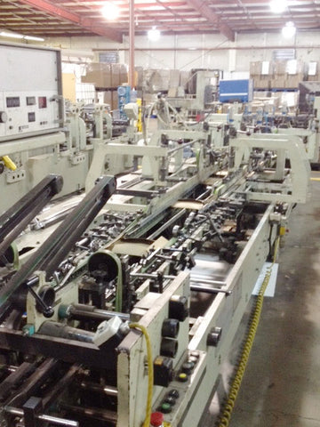 Picture of Jagenberg Diana 105-2 Straight line Folder Gluer