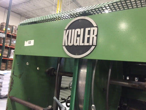 Picture of Kugler Model 341-2 Wire-O Sheet puncher