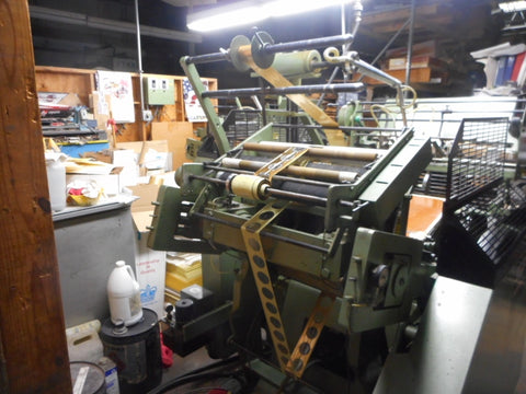 Picture of Kluge EHD 14 x 22 Foil Stamper
