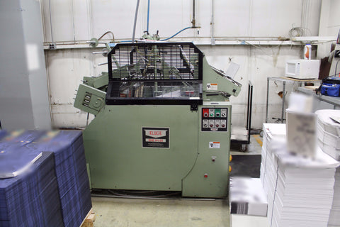Picture of KLUGE EHE 14 x 22  Foil Stamper Diecutter