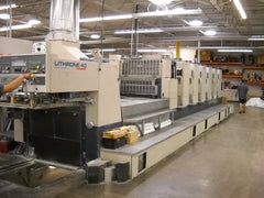 Komori Lithrone 640 +L Coater 1995
