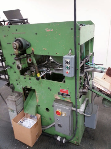 Picture of KUGLER PUNCH model 340 Wire-o ,Spiral GBC