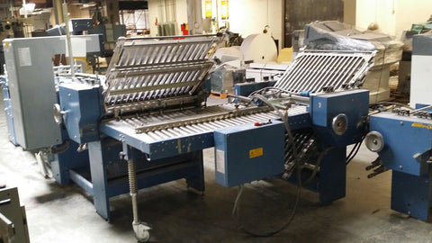 Picture of MBO B-30 Combination Folder 4/4/4, great condition!