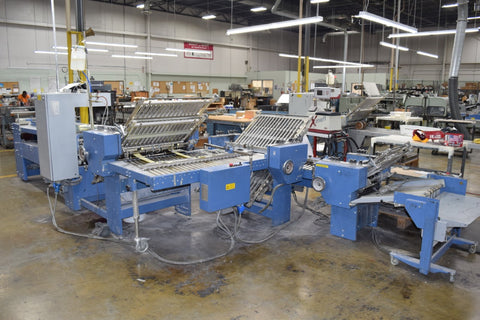 Picture of 2006 MBO B-30 Combination Folder 4/4/4  Great!