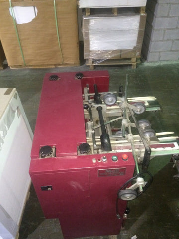 Picture of Moll Marathon Folder Gluer