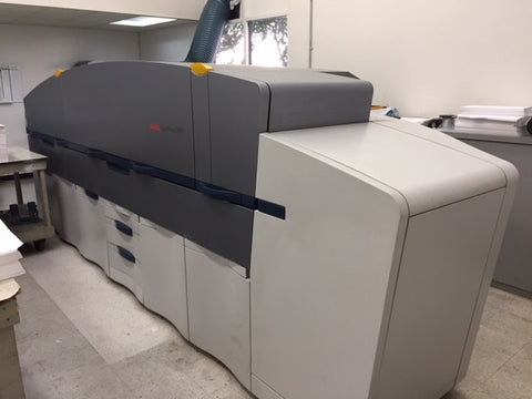 Picture of Kodak NexPress 2100 Four Color Digital Press
