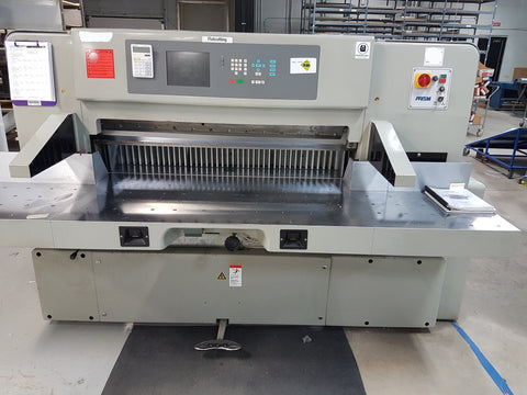 Picture of 2011 Prism 137 Paper Cutter