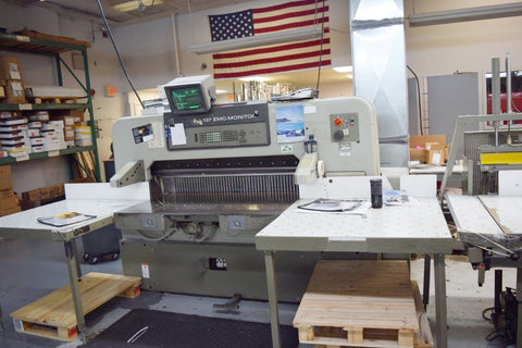 Picture of Polar 137 EMC-MON Programmable Cutter 1993