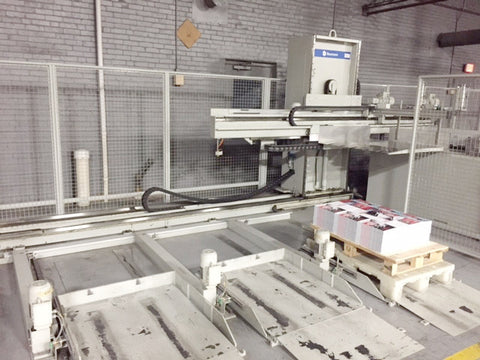 Picture of 2009 Perfecta Baumann Cutting System