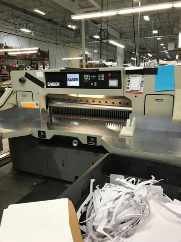 Picture of Saber 137 Paper Cutter - Rebuilt 2016