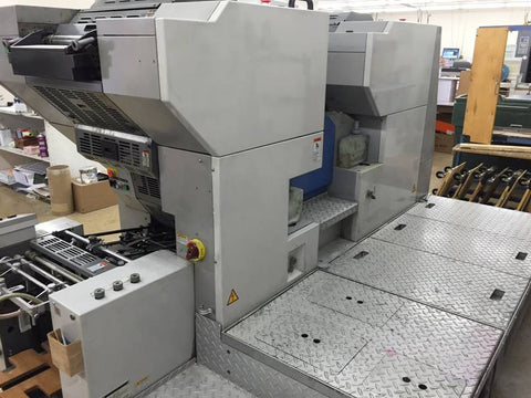 Picture of RYOBI DI 3404 X Four Color Press