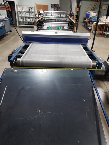Picture of Sakurai SC-112 40 inch Spot or Flood UV Coater