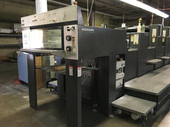 Heidelberg SM 74  Six Color Plus Coater 1999