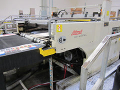 Three - SAKURAI UV COATING PRESSES 1 & 2 color units available