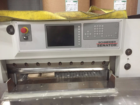 Picture of Schneider Senator 92  Programmable Cutter 36 Inch
