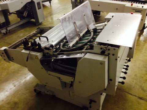 Picture of Stahl VSA  model 66 Compress Stacker